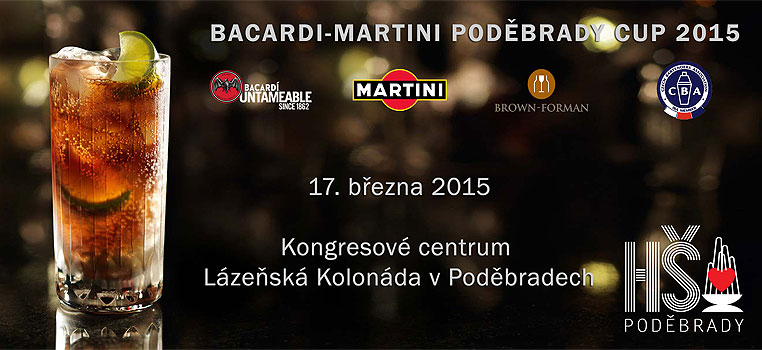 BACARDI - MARTINI PODĚBRADY CUP 17. 3. 2015